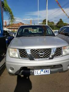 Nissan Navara 2007 Maidstone Maribyrnong Area Preview
