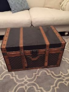 Louis Vuitton inspired trunk coffee table Burwood Heights Burwood Area Preview