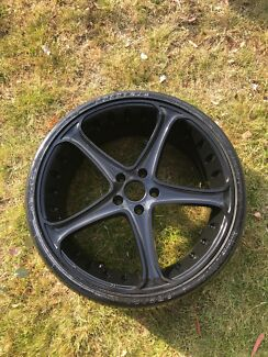"4 Mercedes Vito 20"" wheels"