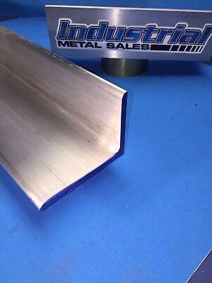 1pc 6061 T6511 Aluminum Angle 3 X 4 X 30 X 14 Thick