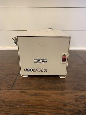 Tripp Lite Is-1000 Isolation Transformer 120vac