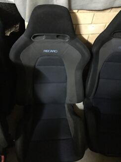 Evo 8 recaro seats , good condition