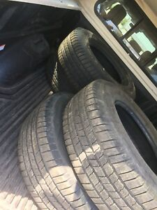 Michelin 265/70R17 defender LTX M/S