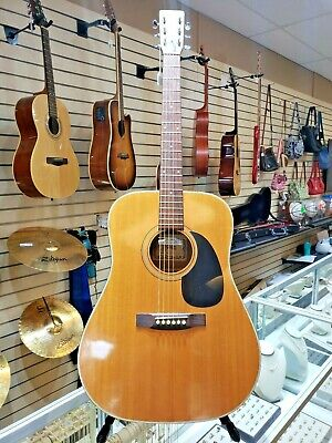 S-YAIRI Model 9106 Right Handed 6 String Acoustic Guitar