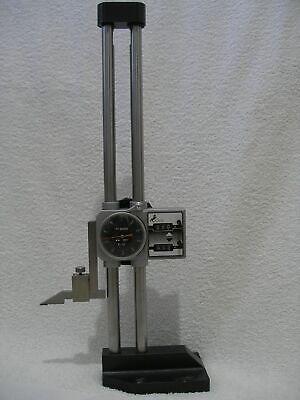 Etalon Switzerland 77.29000 12 Dial Height Gauge .001 Grads - 07729000
