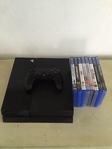 PlayStation 4 + 8 games Bondi Beach Eastern Suburbs Preview