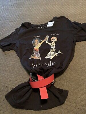 Winfrey & Wintour Lg. T-Shirt, Limited Edition