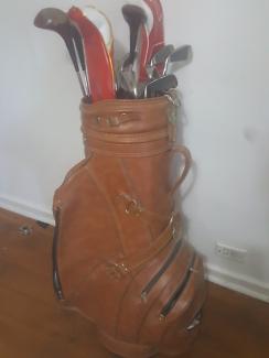 Golf set right handed