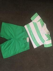 French Soda Boys top and shorts size 7, excellent condition Kew Boroondara Area Preview