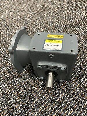 Boston Gear Speed Reducer 700 Series 401 F718-40k-b5j