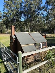 Chicken house wood. Buy as is