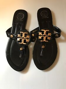 TORY BURCH inspired sandals size 9-9.5