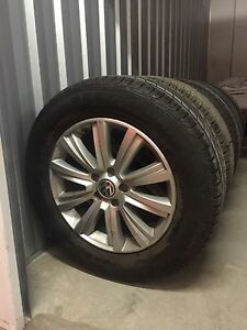 AMAROK ALLOY RIMS Chatswood Willoughby Area Preview