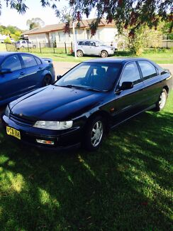 1994 Honda Accord Sedan Teralba Lake Macquarie Area Preview
