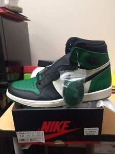 J1 PINE GREEN SIZE 12 DS