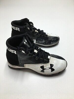 Under Armour Men's UA Renegade RM Football Cleats Size 7.5 Shoes 1289762-011