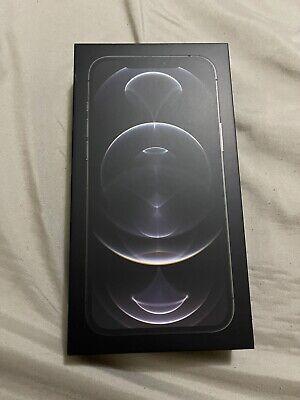 Apple iPhone 12 Pro Max 256GB Factory Unlocked Graphite Black LTE 5G