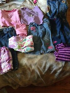 Girl clothing 18-24