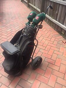 Wilson Golf Set Bentleigh East Glen Eira Area Preview
