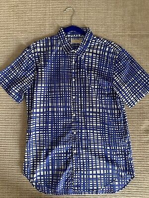Burberry Mens Blue Shirt - XL