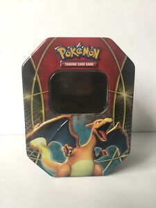 Authentic Pokemon charizard tin