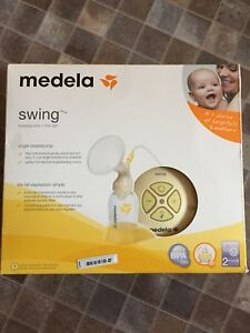 Medela swing pump