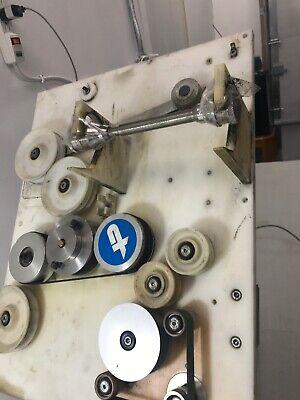 Charmilles Wire Edm Front Panel 290 310 Break Wire Advance Motor 1