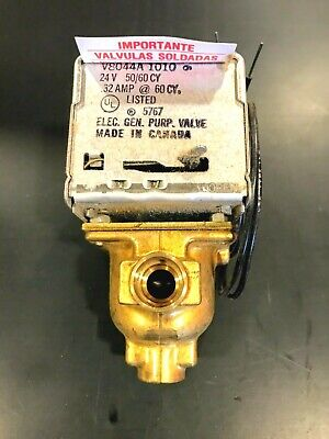 New Old Stock Synchron 640 110V 60CY 5W 5RPM Brass MOTOR Made in 1969 Vintage