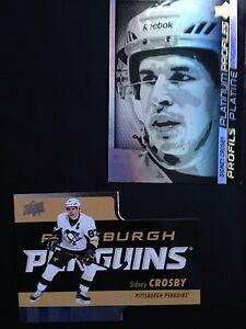 Sidney Crosby hockey cards  Cambridge Kitchener Area image 1