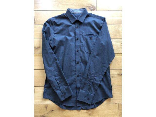 MATINIQUE 'Darron' Charcoal Shirt - Small SRP £65.00