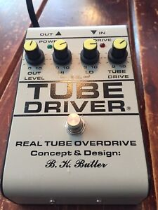 B.K. Butler Tube Driver Bias Edition
