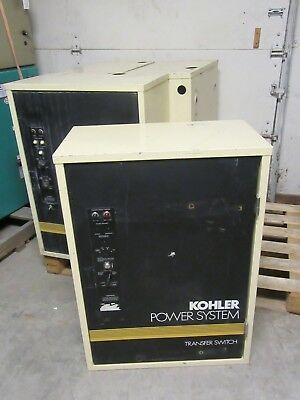 Kohler Automatic Transfer Switch K-164231-0150 150a 240v 1phase 2pole 3wire 60hz
