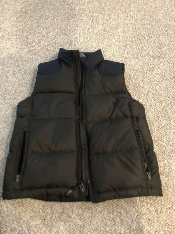 Boys Polo Vest Size Small (8)