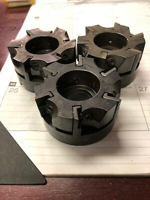 Face Mill Kennametal Kssr-3cp4-0