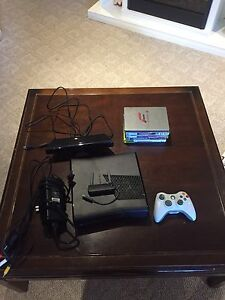 Xbox 360 slim with connect and live plug in