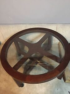 """40"""" round coffee table"""