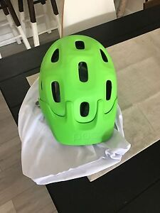 POC Trabec MTB or commuting helmet. Used once.