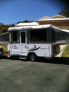 2012 Jayco Eagle camper Gladstone Gladstone City Preview