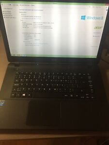 Acer laptop 15 inch