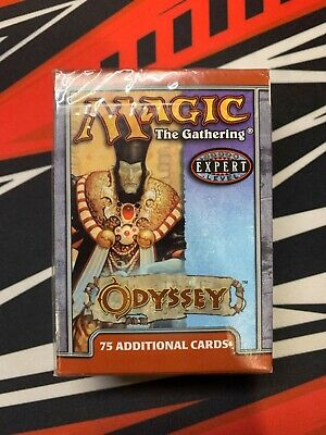 MTG: ODYSSEY Sealed Tournament Pack from Box - Magic - Odyssey Block - English