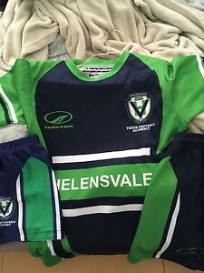 Helensvale high school Touch uniform Labrador Gold Coast City Preview