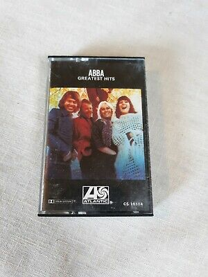 ABBA -Greatest Hits- cassette tape