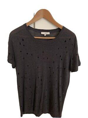 Iro Oversized Clay Linen T-shirt Size Xs