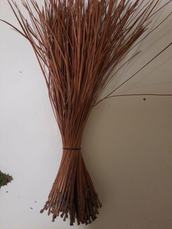 4lbs Long Leaf Pine Needles/Pine Straw for Crafts, baskets, floral arrangements.