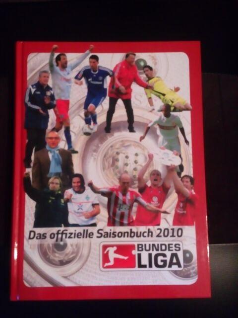 Bundesliga - Das offizielle Saisonbuch 2010 Deutsche Fußball Liga (DFL)
