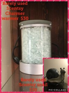Scensty warmers ( used )