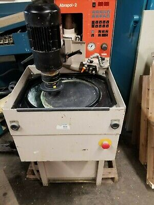 Struers Abrapol 2 Polisher Grinder - Reduced New Price