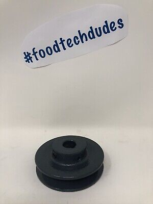 New Oem Middleby Pizza Oven Pulley 22230-0073 1grv 3.0pd 58 Bore Ak32