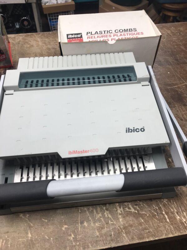 Ibico IbiMaster 400 Binding Machine