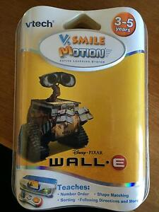 Vtech V.Smile Motion Wall.E game Padbury Joondalup Area Preview